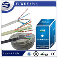 indoor/outdoor lan cable/network cable Cat5e Cat6 UTP/FTP/SFTP 4Pairs Cheapest price,factory
