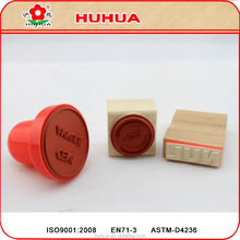 election rubber stamp plastic handle stamp for voting
