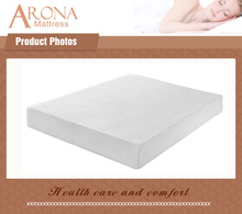Durable Soft Luxury Long Double Aloe Vera Memory Foam Mattress