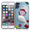 Creative decompression 3D silicone animal protector case for iphone 8 plus