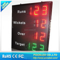 led electronic digital hockey scoreboard
