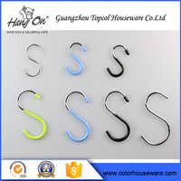 Customized Stainless wire Metal S hook