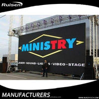 Outdoor LED Displays ledpanels sign prices screen supplier giant led screens for sale