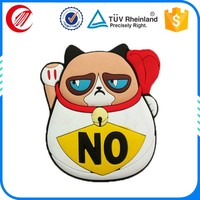 Wholesale custom soft pvc 3d souvenir cartoon fridge magnet