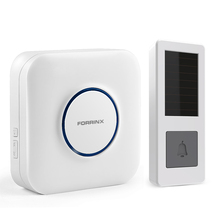 Forrinx Funny Wireless Doorbell Easy To DIY And Accept OEM Order
