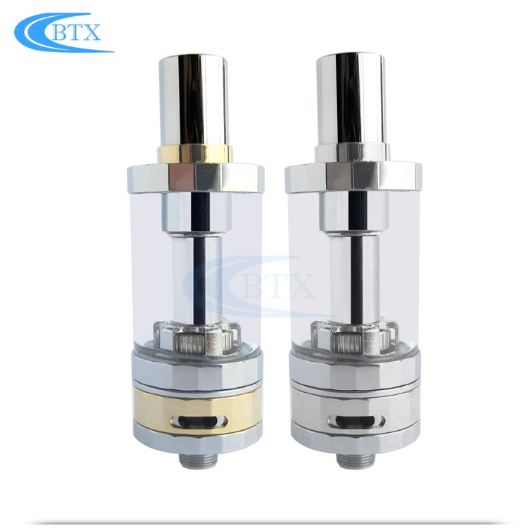 Best selling Electronic cigarette 50w box mod 0.5ohm coil Glass Tank