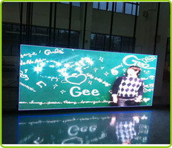 Indoor P4 Full color LED Display rental and fixed install type