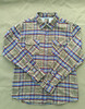 wholesale polyester cotton mens casual dresses chambray flannel shirt