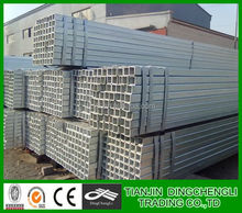 square tube 20x20 mm steel construction material astm a569 properties