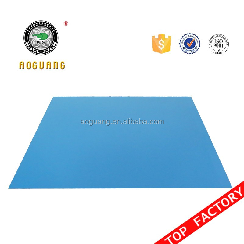 Thermal CTP plate used for platemaker