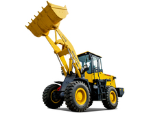 construction machinery shantui china mini front end wheel loader 3t sl30w for sale