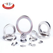 Super Strong Big Large Diametrically Magnetized Neodymium Ring 10000 Gauss Magnets