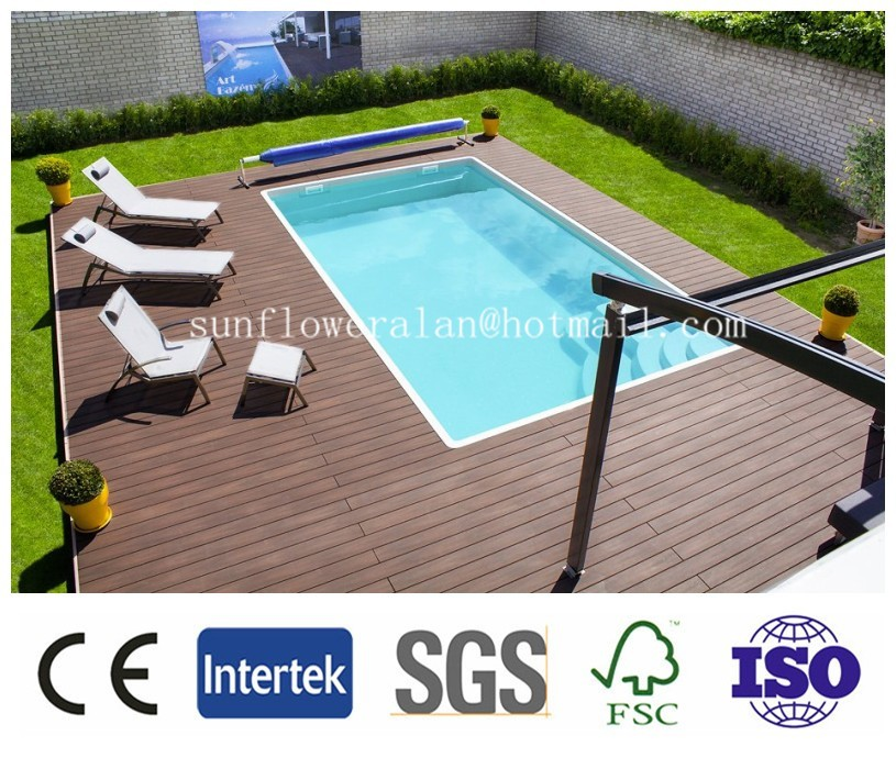 Best quality,most Popular and Cheap garden WPC fence