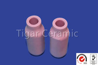 High quality customized sic ceramic nozzle for burner with effective cost and long working life
