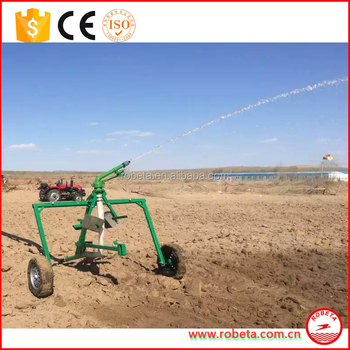 Nozzle diameter 18/20/22mm irrigation spray gun for agriculture / whatsapp: 0086-15803993420