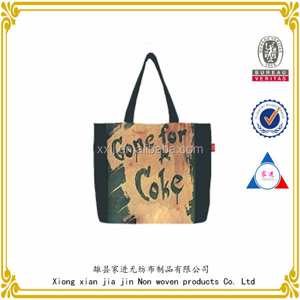 Single shoulder bag design canvas bags, fashion