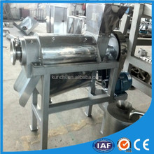 Hot sale stainless steel fruit pressing/press/presser machine witn high quality and best price