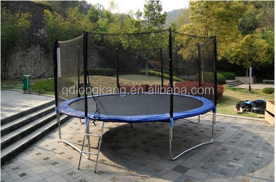 Factory price 10ft Trampoline With Enclosure