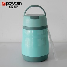 Protable Stainless Steel Vacuum Insulated Thermos Food Jar with Spoon
