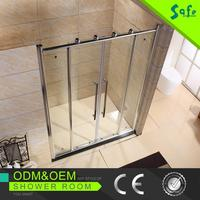 Bathtub Shower Screen, sliding Door, mordern UK market design