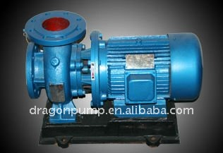 High-rise building pipeline water pressure booster pump