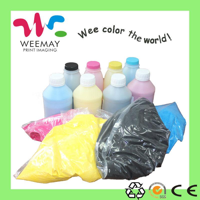 Bouteille d'emballage de recharge de toner en poudre d'xerox 7525/7400/7500