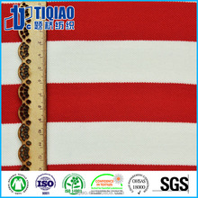 100% cotton stripes Pique fabric for PoLs& T-shirts in general wear