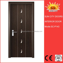 SC-P143 home depot stylish plastic doors for comfort dressing room