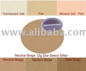 Watts Beauty Mineral Veil and Mineral Foundation Makeup