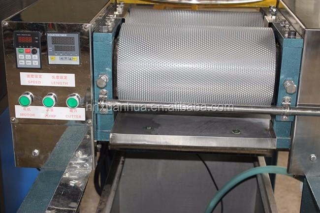 wax roller machine