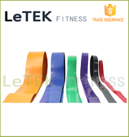 Premium Latex Pull Up Fitness Exercise Bands Workout Strap Exercise Loop Crossfit Bands for Strength Weight Training and Yoga