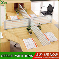 Modular Workstation/desktop Partition office cubicle workstation