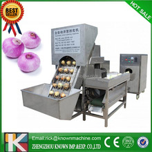 Potato peeling machine / onion peeling machine / carrot peeling machine