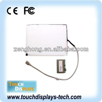 surface acoustic wave touch screen applications