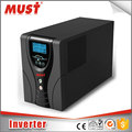 MUST Pure Sine Wave 12VDC To 220VAC Inverter 1000Watts for home