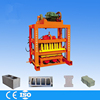 qtj4-40 small cement brick machine cost for sale hollow block, solid brick, paver and curbstone, kerb making machinery