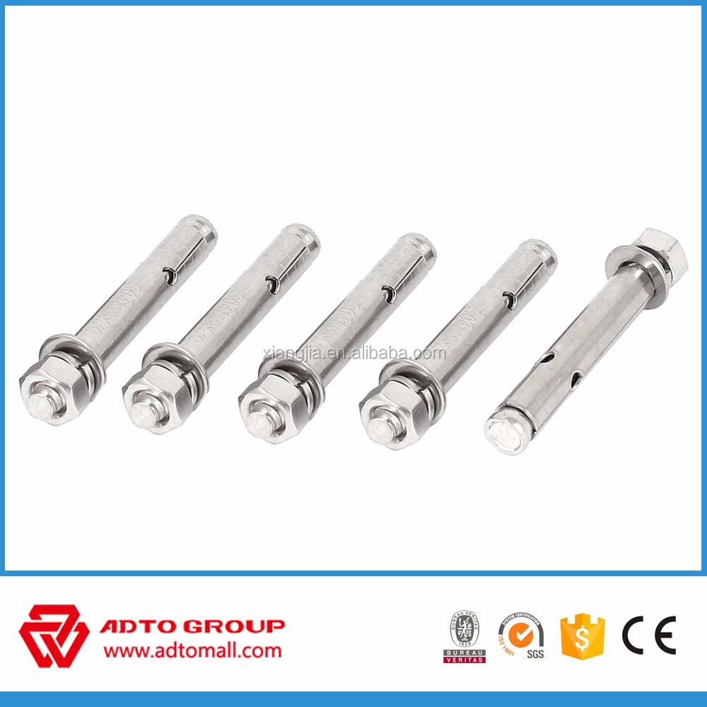 Zinc Coated Expansion screw kit