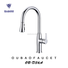 New style pull out kitchen faucet modern kitchen designs pull out sink faucets water mixer OB-D36A