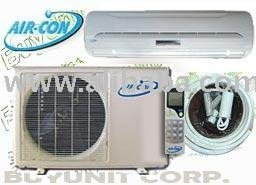 Air Con - 1.5 Ton 10 Seer Air Conditioner Mini Split EXPORT 220 Volts 60 Hz Line Set Included