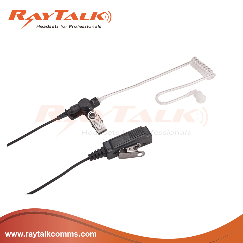 Two Way Radio Acoustic Tube Earpiece for Sepura STP8000 STP9000 Radios