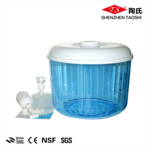 New Type Slim Water Filter Pot For Mineral Water Purifier