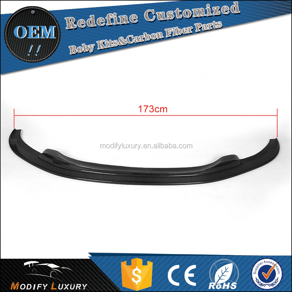 Factory Price 1M Carbon Fiber E90 Front Lip for BMW