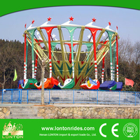 Popular Park Amusement Machine Swing Carousel Fairground Ride for Sale