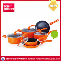 Aluminium Non-stick Kitchenware Stocks