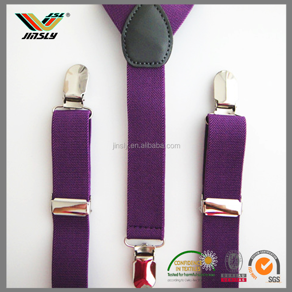 silk 100% lady manufacturer suspenders