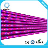 plant grow light fitting , led grow room lights