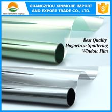 Colorful solar window film Windshield Stickers Use Magnetron Sputter Film For Window tinting film