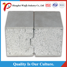 50-200mm Thickness foam concrete wall panels