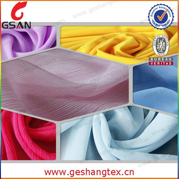 Spandex polyester stretch micro fabric compression fabric