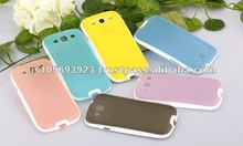 IMPRUE TPU back+pc Side combo cover case for Samsung Galaxy s3 I9300